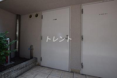 【その他共用部分】日本橋ヴォアール
