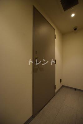 【その他共用部分】パークハビオ日本橋蛎殻町