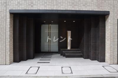 【エントランス】パークハビオ日本橋蛎殻町