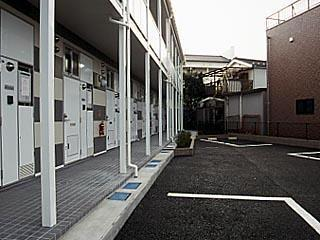 【外観】 レオパレスアップヴィレッジ