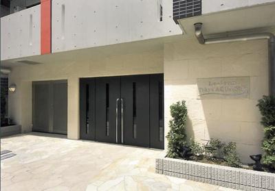 【エントランス】ル・リオン東京アクアサイド