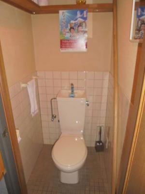【トイレ】駒川5丁目スカイホーム横店舗