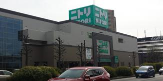 東京都世田谷区玉川台2丁目売地 ニトリ用賀店です。