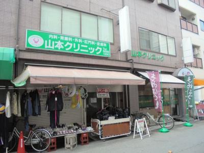【外観】駒川5丁目歯医者跡店舗