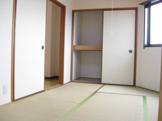 【和室】コンフォール長吉