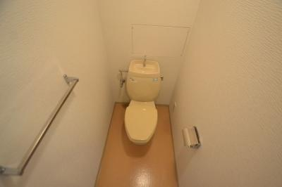 【トイレ】甲南ガーデニア