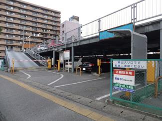 【外観】長山宿郷1月極駐車場