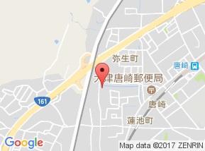 【地図】ノース・コアンA