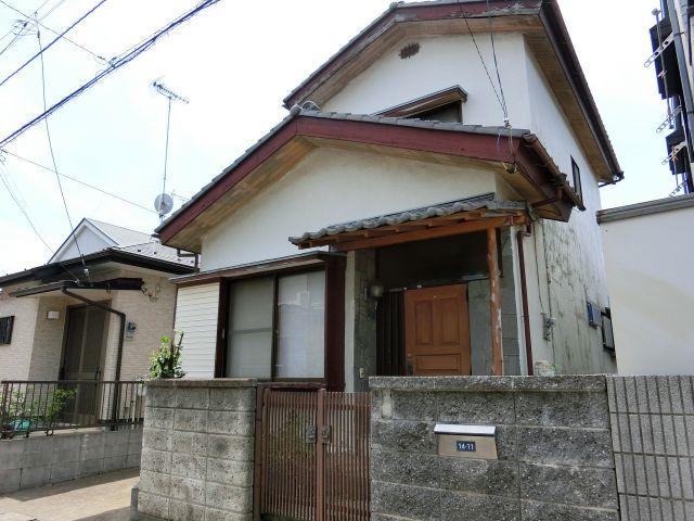 【外観】千葉市花見川区長作台2丁目 中古戸建