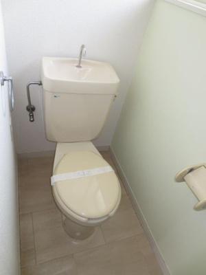 【トイレ】毎日興産コーポ