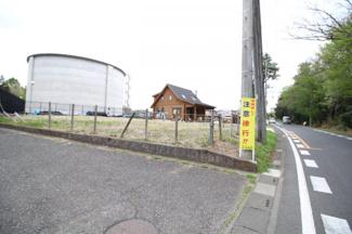 【外観】入間郡毛呂山町 建築条件なし売地 「武州長瀬駅」徒歩15分 敷地126坪