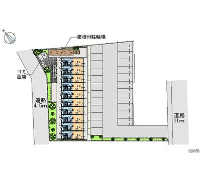 【地図】九番街