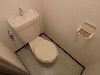 【トイレ】エンゼルハイツ小阪本町