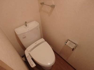 【トイレ】グランガーデン足代新町