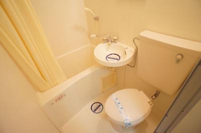 【浴室】ミタカホーム7番コーポ