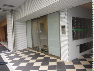 【エントランス】M'プラザ小阪駅前