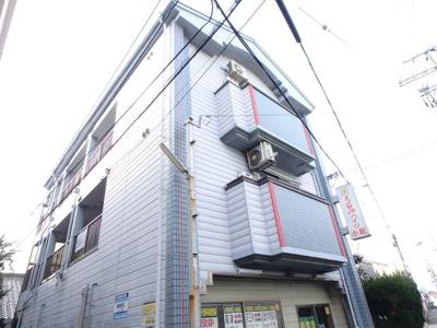 【外観】エンゼルハイツ小阪
