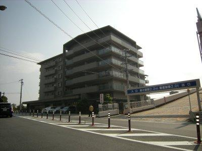 【外観】ローレルスクエア登美ヶ丘東館