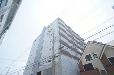 【外観】平野エアクリアロイヤルハイツ