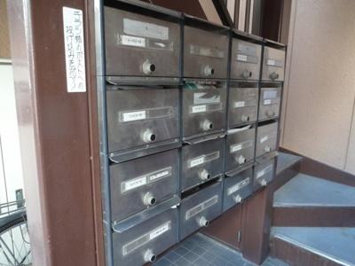 メゾンコダサ メールボックス