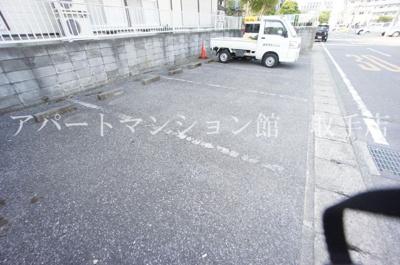 【駐車場】グリーンヒルクラモチ