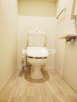 【トイレ】 WEST COURT(鳴尾北小学校区・学文中学校区)