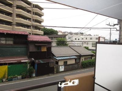 【展望】ホーユウパレス横浜西谷