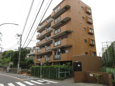 【外観】ホーユウパレス横浜西谷