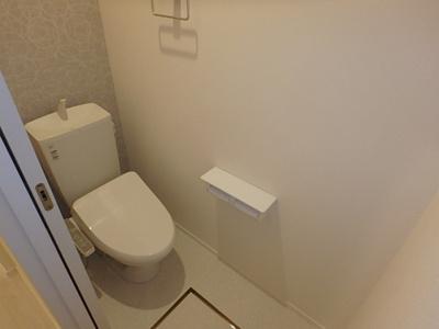 【トイレ】La La Brezza芦屋翠ヶ丘