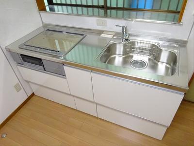【キッチン】ハウス若林