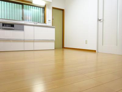 【居間・リビング】ハウス若林