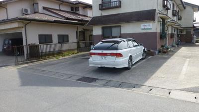 【駐車場】新宅ハイツ