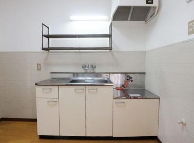 【キッチン】新宅ハイツ