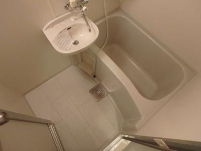 【浴室】グラン・ドゥ・ルイ