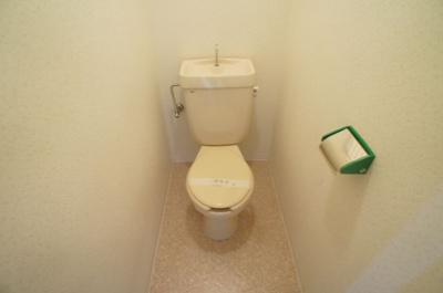【トイレ】シャレードカシヅル