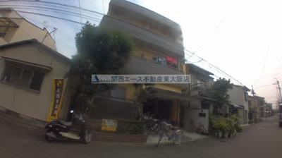 【周辺】第一コーポ春日荘