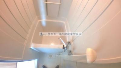 【浴室】第一コーポ春日荘