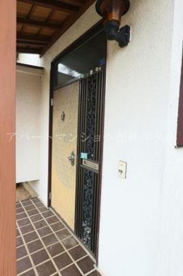 【玄関】二宮邸