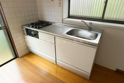 【キッチン】二宮邸