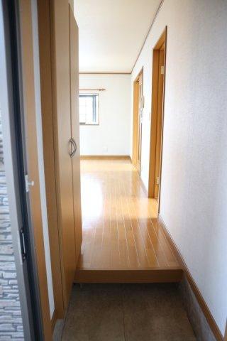 廊下スペースです
