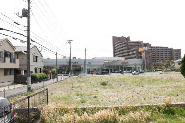 【展望】ハイツ山田