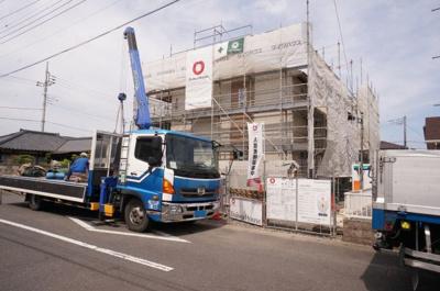 【外観】D-room 桜川町 新築アパート