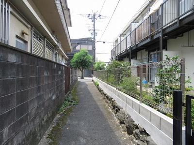 【周辺】安井ハイツ