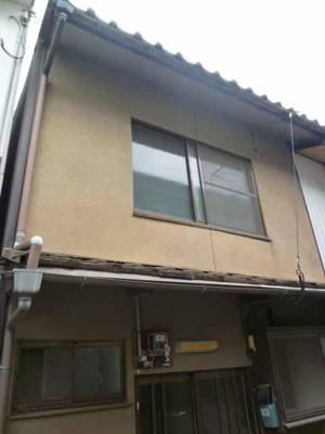 【外観】桂上豆田町 テラスハウス
