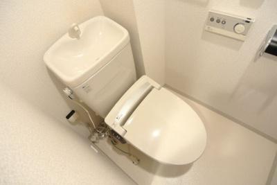 【トイレ】エイペックス京町堀