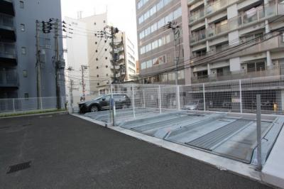 【駐車場】パークフラッツ本町