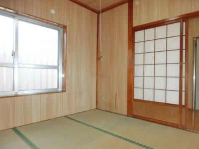 【和室】新垣アパート