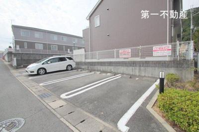 【駐車場】アメニティカスガ3
