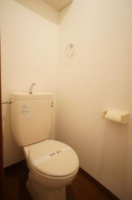 【トイレ】ファインガーデンA