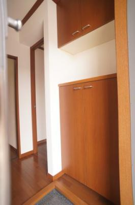 【玄関】ファインガーデンA